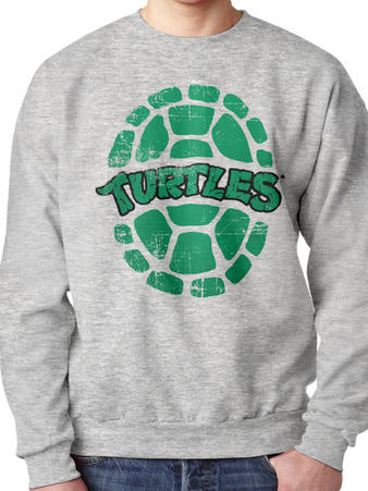 Teenage Mutant Ninja Turtles (Shell Logo) Jumper Preview