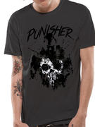Punisher (Extreme Art) T-shirt