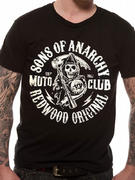 Sons Of Anarchy (Moto Reaper) T-shirt