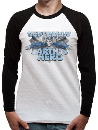 Superman (Earths Last Hero) Baseball Preview