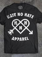 Hate No Hate (Heart Attack) T-shirt