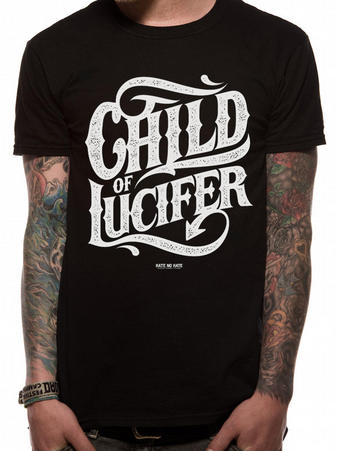 Hate No Hate (Child Of Lucifer) T-shirt Preview