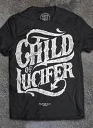 Hate No Hate (Child Of Lucifer) T-shirt Thumbnail 2