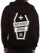 Hate No Hate (Coffin Lid) Hoodie Thumbnail 2