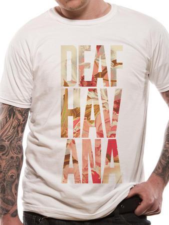 Deaf Havana (Floral) T-shirt Preview