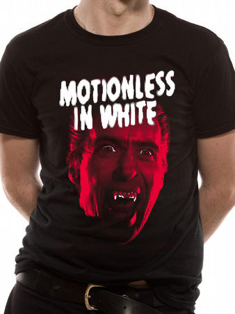 Motionless In White (Dracula) T-shirt Preview