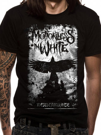 Motionless In White (Phoenix) T-shirt Preview