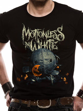 Motionless In White (Trick Or Treat) T-shirt Preview
