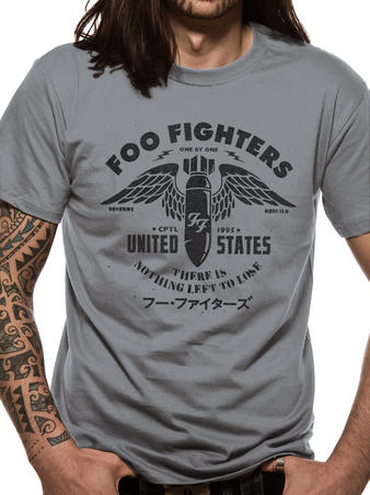 Foo Fighters (There is Nothing Left To Lose) T-shirt Preview