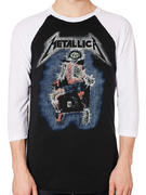 Metallica (Electric Chair) Raglan