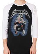 Metallica (Electric Chair) Raglan