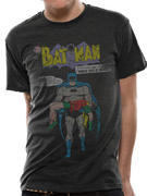 Batman (Robin Dies) T-shirt