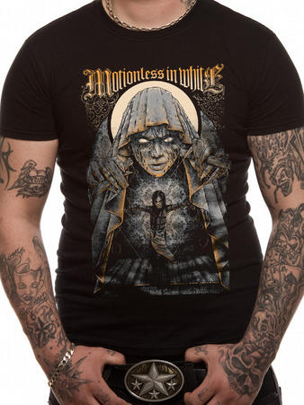 Motionless In White (Grande Finale) T-shirt Preview
