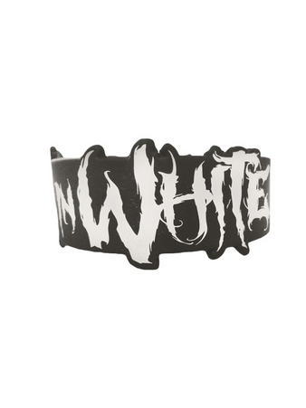 Motionless In White (Logo) Wristband Preview