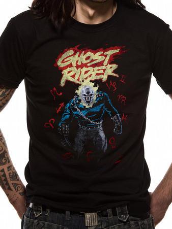 Ghost Rider (Zodiac) T-shirt