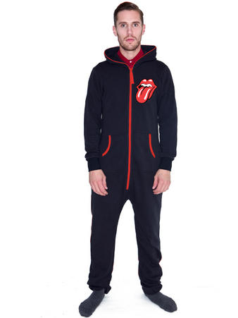 The Rolling Stones (Lips) Onesie Preview