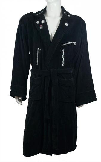 The Ramones (Biker Style) Fleece Robe Preview