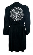 The Ramones (Biker Style) Fleece Robe Thumbnail 3