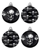 Avenged Sevenfold (Death Bat) Baubles Thumbnail 2