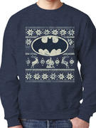 Batman (Fair Isle) Jumper