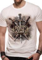 The Hobbit (Battle Of The Five Armies) T-shirt