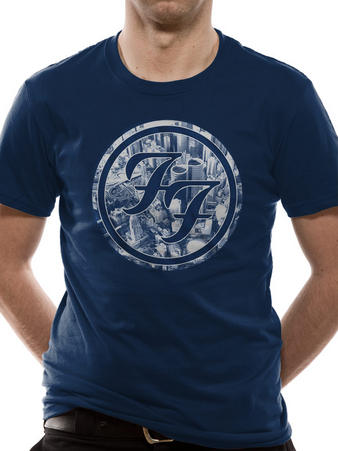 Foo Fighters (Sonic Highways City Circle) T-shirt Preview