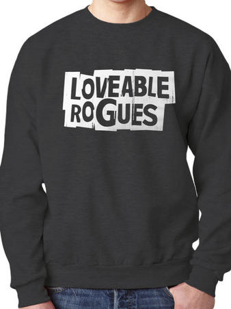 Loveable Rogues (Logo) Sweatshirt Preview