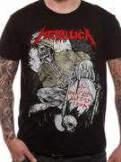 Metallica (Wherever I May Roam - Still I Roam) T-shirt