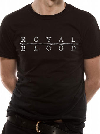 Royal Blood (Logo) T-shirt Preview
