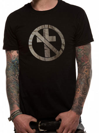 Bad Religion (Monochrom Cross Buster Black) T-shirt Preview