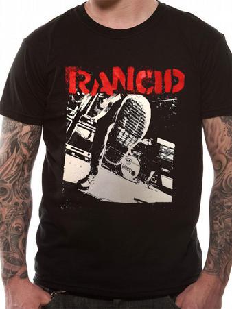 Rancid (Boot) T-shirt