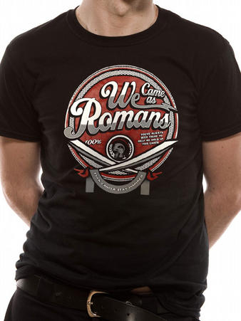 We Came As Romans (Stay Inspired) T-shirt Preview