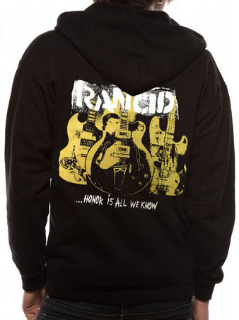 Rancid (Honor Is All We Know) Hoodie Thumbnail 2