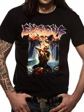 Exodus (Blood In Blood Out) T-shirt Preview