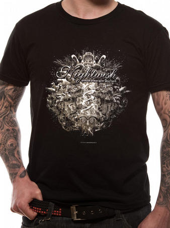 Nightwish (Endless Forms Most Beautiful) T-shirt Preview