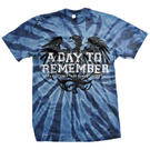 A Day To Remember (Friends Tie Dye) T-shirt