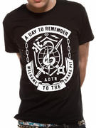 A Day To Remember (Snake Pit Black) T-shirt