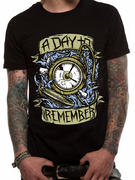 A Day To Remember (Clocked Out) T-shirt