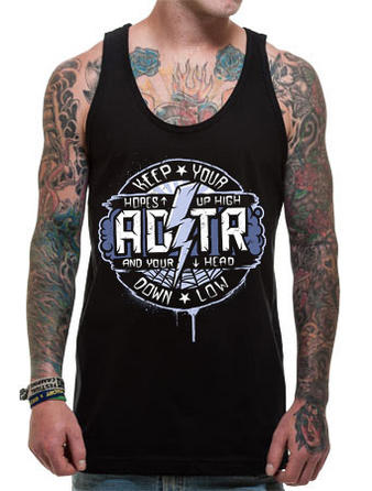 A Day To Remember (Hopes Up High) Vest Preview