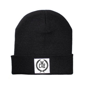 Close Your Eyes (Logo) Beanie Preview