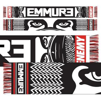 Emmure (Logo) Scarf Preview