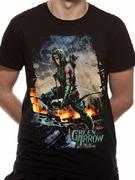 Green Arrow (You Failed This City) T-shirt