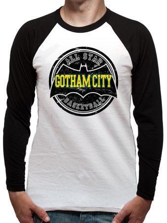 Batman (Gotham City All Star) Raglan Preview