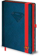 DC Comics (Superman Logo) Premium A5 Notebook