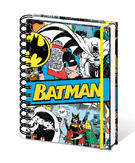 DC Comics (Batman Retro) A5 Notebook