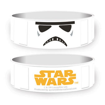 Star Wars (Stormtrooper) Wristband Preview