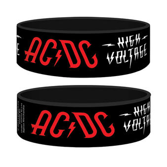 AC/DC (High Voltage) Wristband Preview