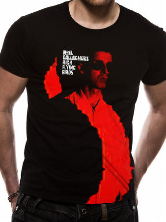 Noel Gallagher's High Flying Birds (Sunglasses) T-shirt Preview