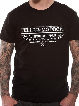 Sons Of Anarchy (Teller Morrow) T-shirt Preview