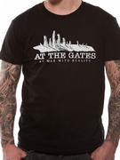 At The Gates (At War With Reality) T-Shirt Thumbnail 1